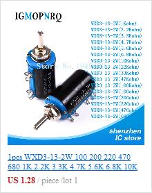 10Pcs AT24C64 DIP8 24C64 Eeprom 64Kbit 400Khz xk