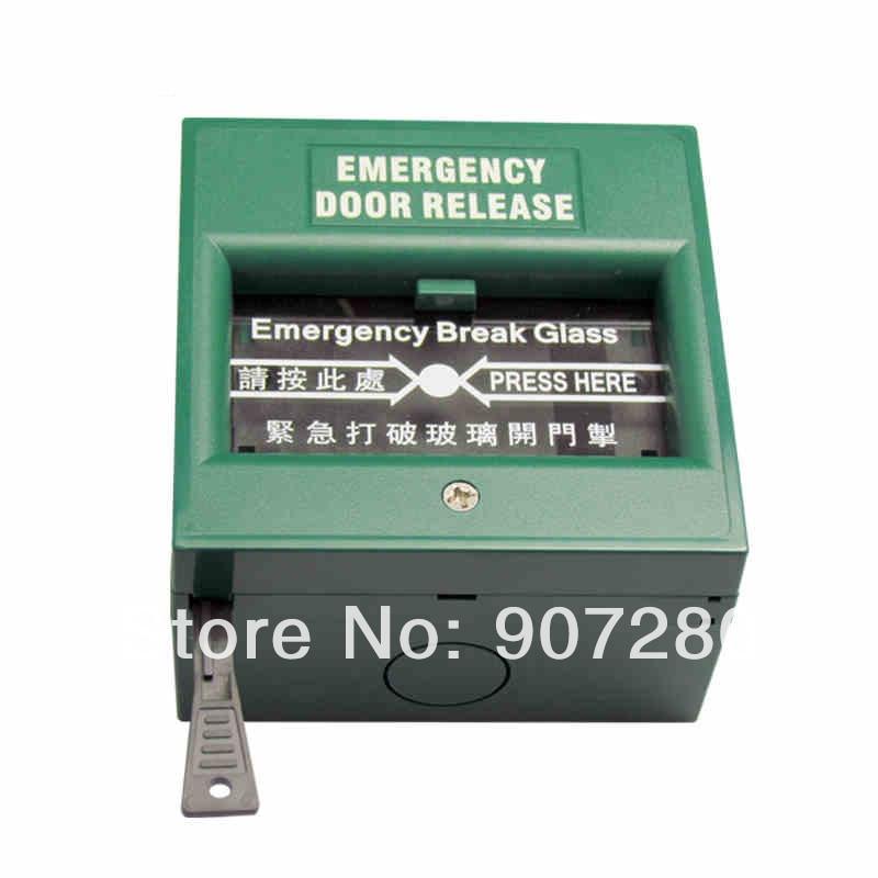 Emergency Glass Break Button Emergency Door Release Button In Access