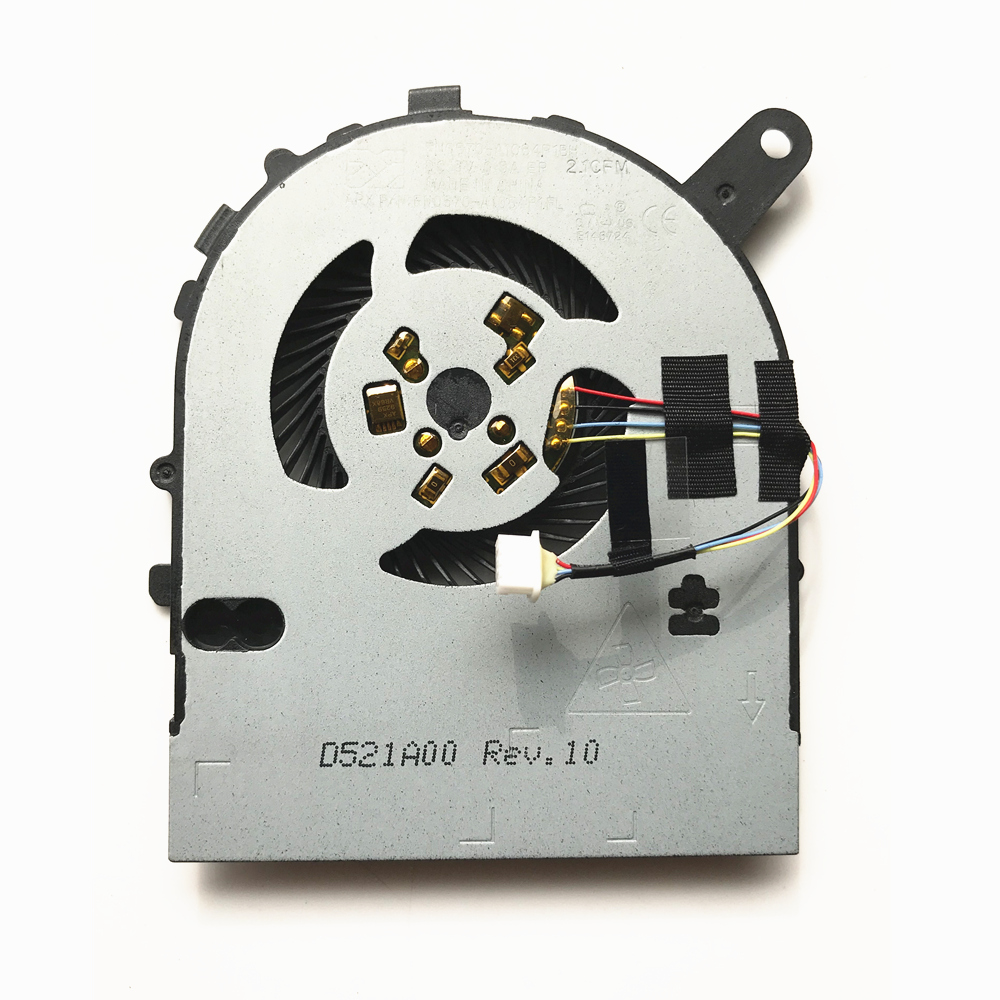 New FN0570-A1084P1EL Fan For <font><b>Dell</b></font> Inspiron 7472 7572 Cpu Cooling Fan CN-07VTH9 image