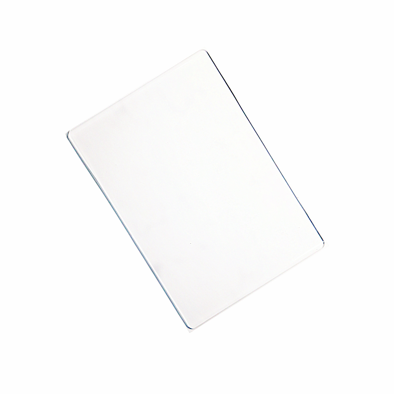 15 2cm 22 5cm 3mm Plastic Plate For DIY Scrapbooking Cutting Machine Embossing Folder Clear Stamps Photo Album Decorative Cards in Tools from Home Garden