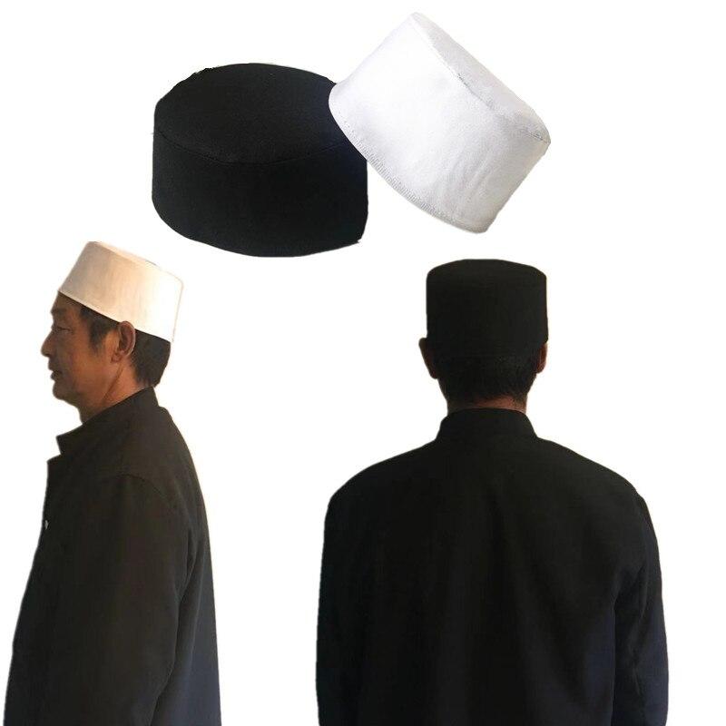 Islamic Turkish Cap Muslim men/'s Skull Cap # 9  Prayer  kufi  Hat USA Seller