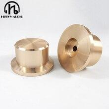 knob Aluminum Volume knob 1pcs Diameter 48mm Height 26mm amplifier knob speaker Potentiometer knob