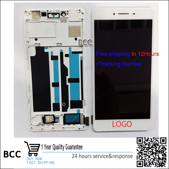 Подробнее о Original LCD Display and Touch Screen Digitizer with frame For oppo R7s Test ok+Free Tracking No. 9 7 for ipad air2 for ipad6 lcd display screen touch screen digitizer test ok tracking code 2048x1536 resolution
