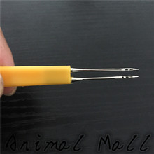 400 pcs 9 cm Chicken thorn needle Chicken vaccine needle Farm Tools Coop Equipment Poultry farming tools