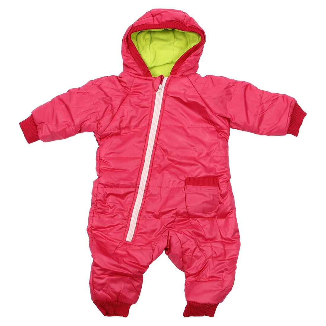 Winter Baby Girl Boy Kid Toddler Snowsuit Coat Jacket Jumper Outwear Clothes 1PC