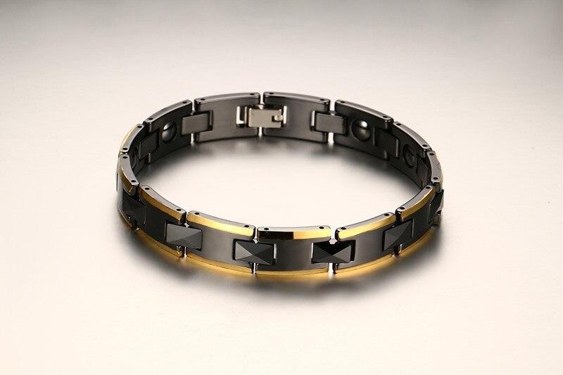 Купить 2020 лидер продаж мужские браслеты из керамики здоровые модные