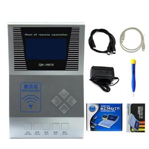 Image 4 - Controlador remoto inalámbrico RF, contador Digital, copiadora remota/Master H618, programador de llaves, probador de frecuencia