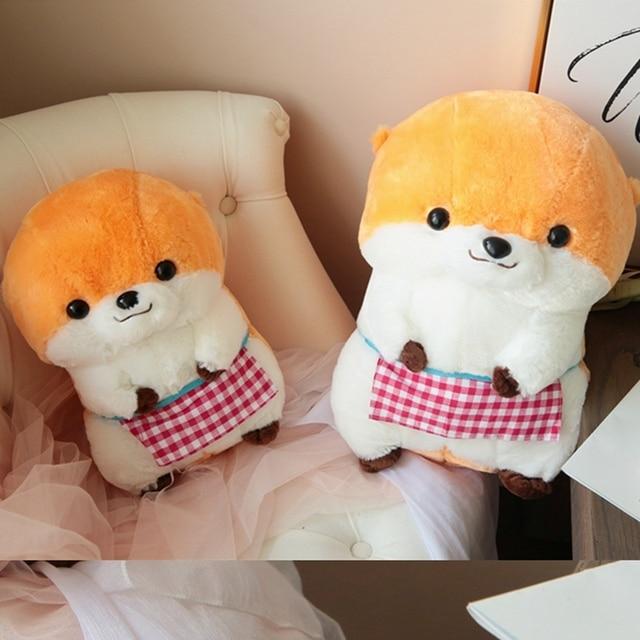 Miaoowa 1pc 30 40cm New Kawaii Otter Plush Doll Stuffed Animal Sea