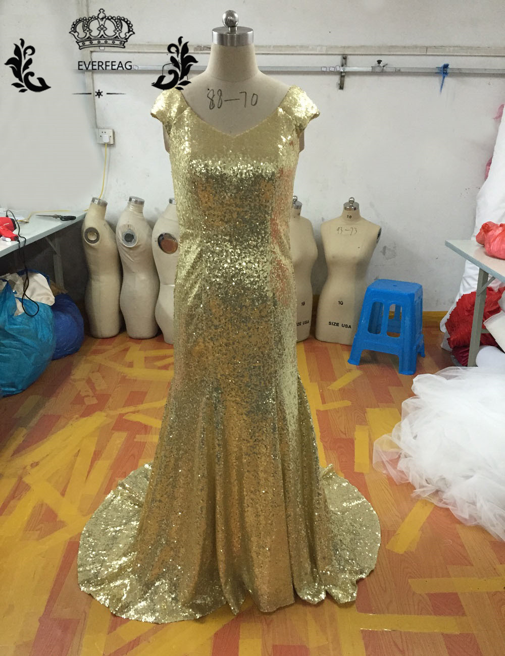 Sparkly mermaid wedding dresses reviews online shopping sparkly sparkly rose gold cheap mermaid bridesmaid dresses off shoulder sequins plus sze light gold champagne for wedding ombrellifo Image collections