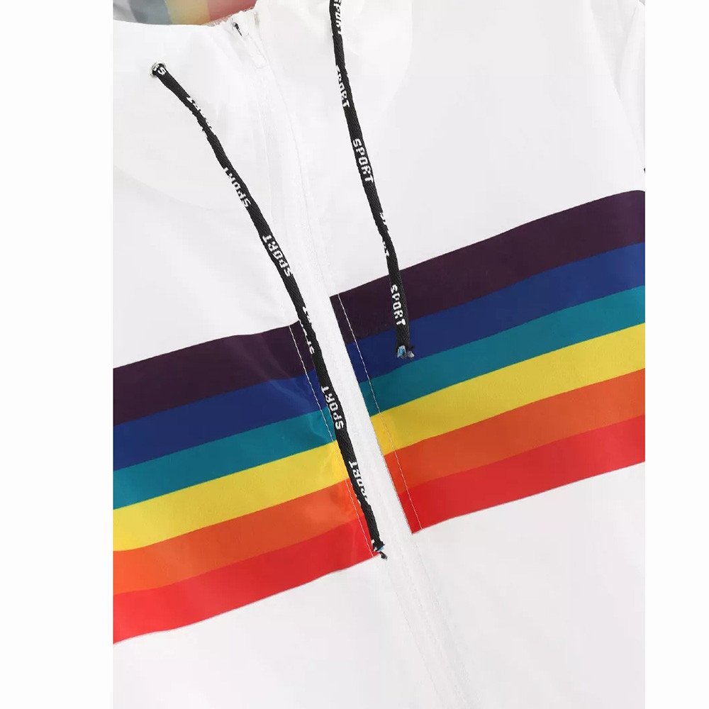 The Rainbow Hoodies