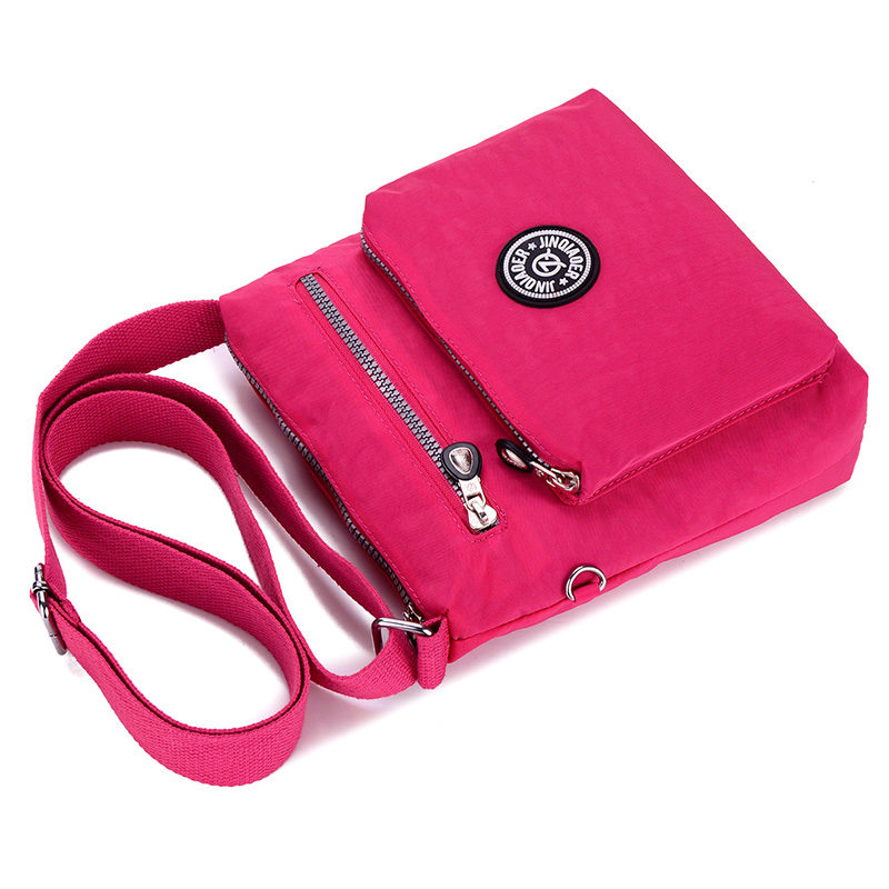 Fashion Women Messenger Bags Small Female Shoulder Bag High Quality Crossbody Bags for Women Handbags Nylon bolsos sac a main 2017 fashion all match retro split leather women bag top grade small shoulder bags multilayer mini chain women messenger bags