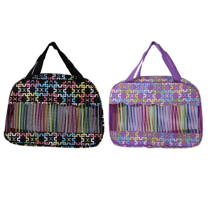 New Women Shopping Bags Handbag Beach Bag Mesh Tote Toiletries Bags Organizer сумки для детей zipit сумка premium tote beach bag