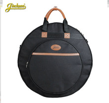 "Professional thicker Portable shoulders backpack black 21"" Deluxe Cymbal Bag Carrying Case Drums Cymbals Instrument Gig Cases(China)"