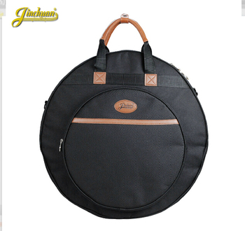 "Professional thicker Portable shoulders backpack black 21"" Deluxe Cymbal Bag Carrying Case  Drums Cymbals Instrument Gig Cases"