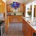 Girban бренд стиль ручной работы выдувное стекло люстра освещение роскошная люстра для кухни комнаты