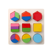 Educational Shape Matching Toy Set for Kids