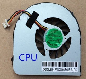 NEW CPU Fan for ACER Aspire 3820 3820T 3820TG Laptop CPU Cooling Fan AB7505HX-R0B (Large fan)Free shipping