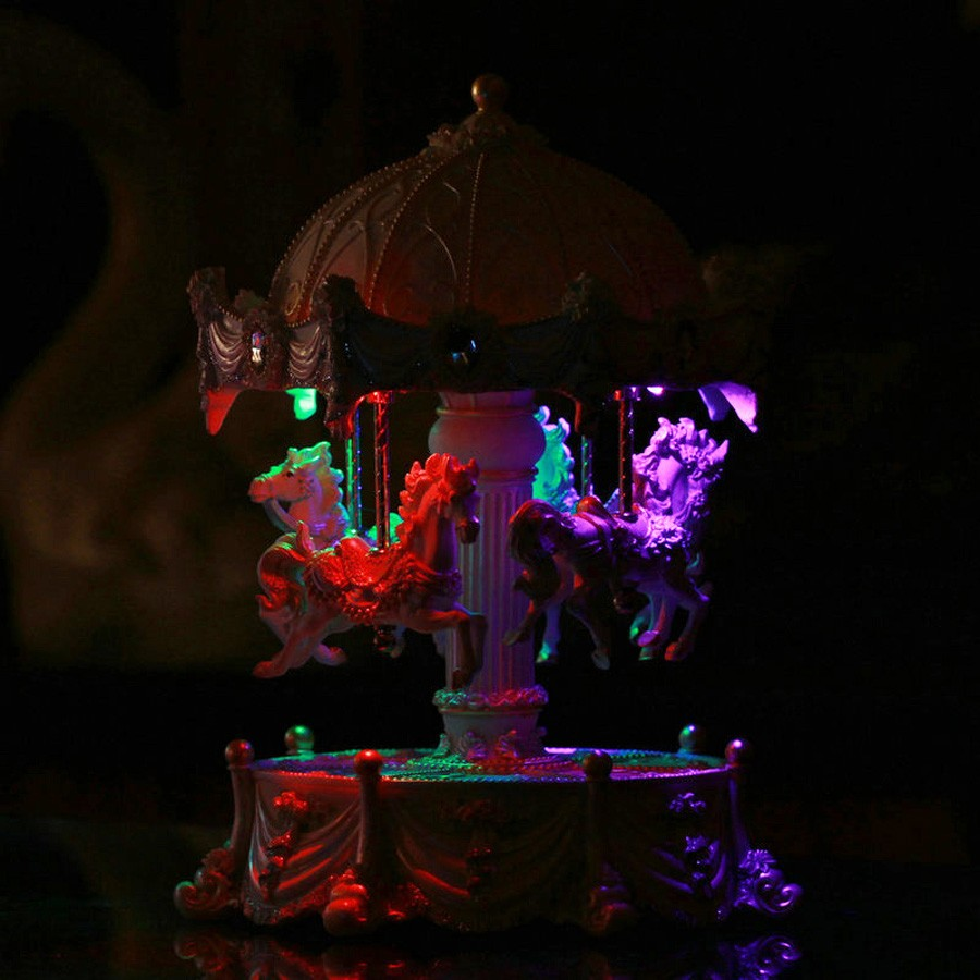 Carousel Music Box (9)