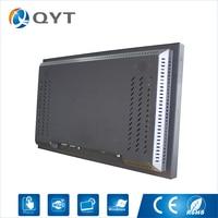 27 Industrial Panel Pc Celeron J1900 2 0GHz Resolution 1920 1080 2GB DDR3 32G SSD Lcd