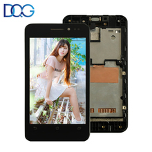 4.5″ LCD Touch Screen For Asus Zenfone 4 A450CG Display Monitor Module Panel With Frame Sensor Digitizer Assembly