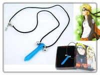 Anime Naruto Tsunade halskette Anhänger Cartoon mode Opal Anhänger 3 farben Frühen