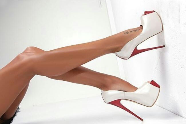 2018 White Shoes Women High Heels 16CM Peep Toe Pumps Women Red Sexy Fish Mouth single Ladies Shoes Nightclub Female Party Shoe lasyarrow brand shoes women pumps 16cm high heels peep toe platform shoes large size 30 48 ladies gladiator party shoes rm317