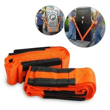 Retail Forearm Forklift Lifting Moving Strap Transport Belt Wrist Straps Furniture 11-121 AA