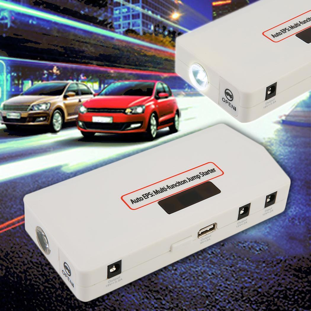 18000mAh Power Bank 12V Car Jump Starter USB Car Battery Charger Battery Booster Auto Starting Device LED Emergency Light18000mAh Power Bank 12V Car Jump Starter USB Car Battery Charger Battery Booster Auto Starting Device LED Emergency Light