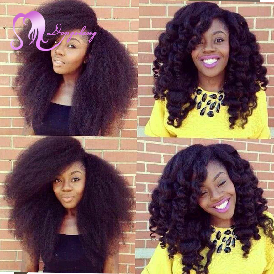 Afro Twist Braid Kanekalon Synthetic Afro Kinky Marley