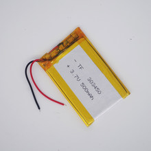 Shenzhen technologie 323453 3.7 v lithium polymère batterie 3 7 V volts li po ion lipo batteries rechargeables pour dvr GPS navigation(China)