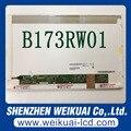 """17.3 """"Panel de la pantalla lcd portátil N173O6-L02 LTN173KT01 B173RW01 N173O6-L02 LP173WD1 TLA1 WXGA 1600x900"""