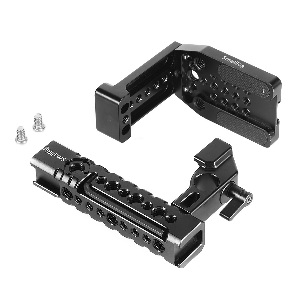SmallRig DMW-XLR1 Casco Kit para Panasonic S1//S1R y GH5//GH5S HTS2367
