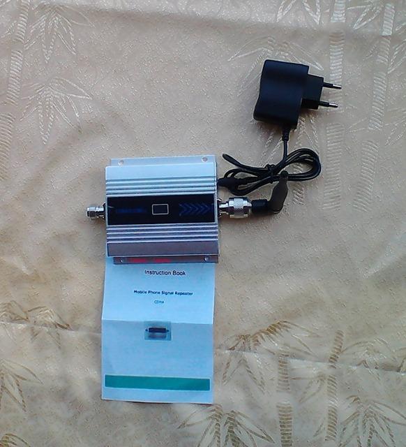 Cdma potenciadores de la señal display lcd! teléfono celular CDMA repetidor de señal, teléfono móvil CDMA 850 MHz amplificador de señal + antena de interior
