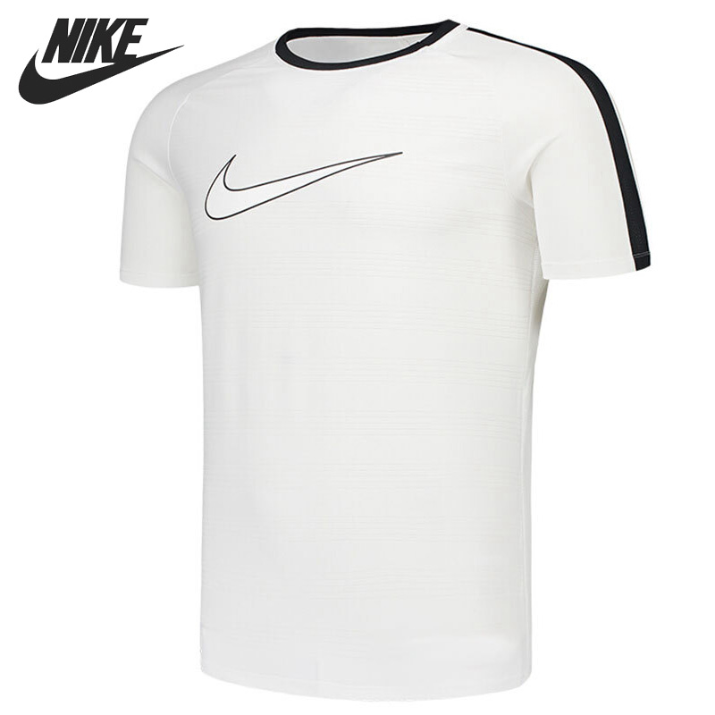 Original New Arrival 2018 NIKE AS M NK DRY ACDMY TOP SS GX2 Men's T-shirts short sleeve Sportswear игровая форма nike футболка nike boys acdmy top ss 832991 100