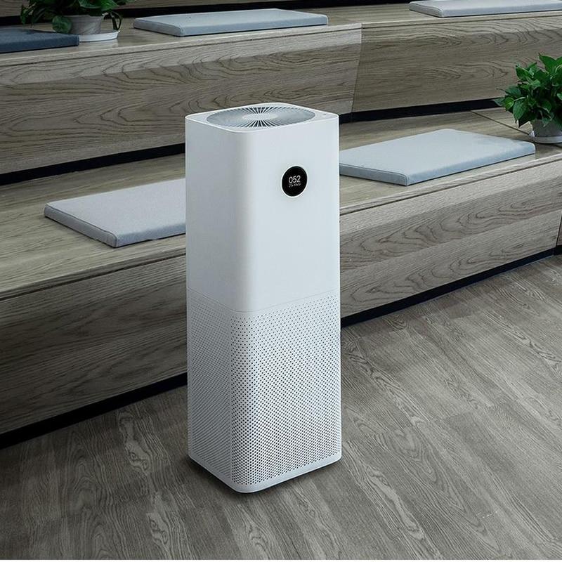 Xiaomi Air Pro очиститель воздуха очиститель здоровья увлажнитель умный OLED CADR 500m3/ч 60m3 смартфон приложение управление бытовой Hepa Filt