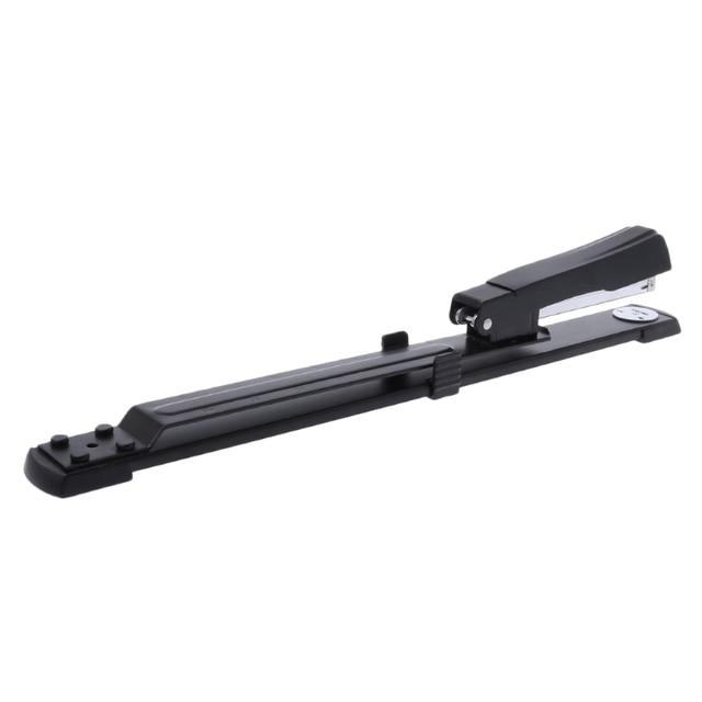 "16"" Heavy Duty Long Arm Metal Home Office Stapler 20 Sheet Capacity Student Gift"
