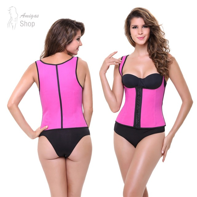 Latex Corsets and Bustiers Slimming Vest Female Steel Boned Waist Trainer Big Sizes Sexy Steampunk Corpete Molding Girdle Belts