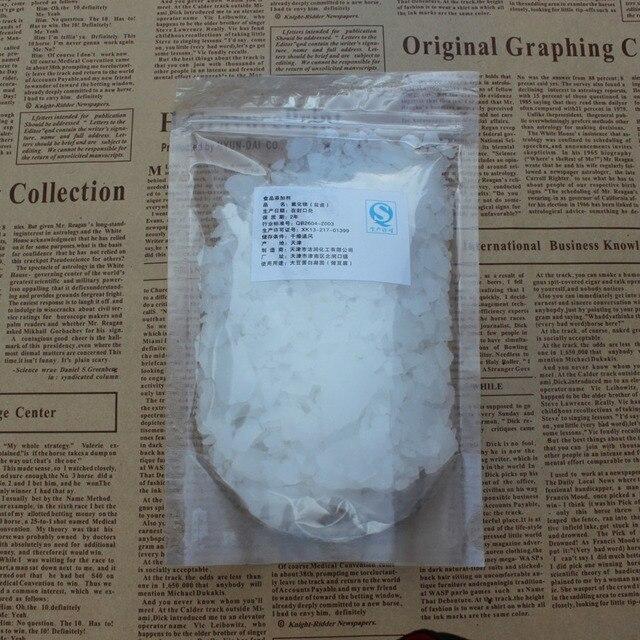 200 г Съедобные хлорид магния еды тофу коагулянта