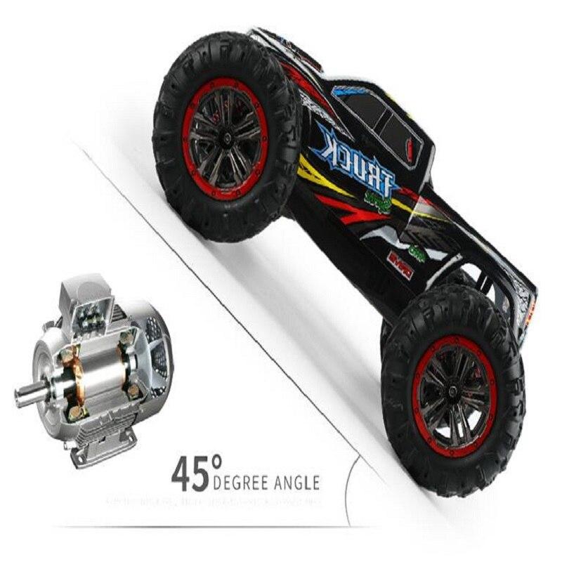 Горячая гоночный автомобиль 1:10 большой Масштаб Высокоскоростной автомобиль четырехприводный внедорожник модельный двигатель гоночный автомобиль внедорожный грузовик четырехколесный привод Монстр автомобиль - 5
