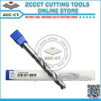 1 Pc 1536SU05 0800 D8 91L 8mm Diameter Drilling ZCC CT Cutting Tool Cnc Twist Drill