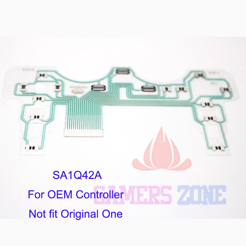 controller repair parts pcb ribbon circuit board type sa1q42a forcontroller repair parts pcb ribbon circuit board type sa1q42a for ps2 duals 2 oem controller not for original one on aliexpress com alibaba group