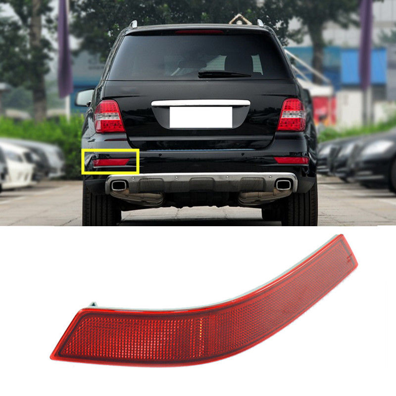 US $65 79 |For Benz W164 ML63 ML300 ML350 ML500 ML450 ML550 2011 Left Rear  Fog Lamp Cover-in Body Kits from Automobiles & Motorcycles on AliExpress
