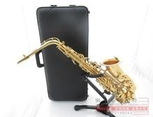 Top W01 A901E-flat alto Saxophone large bell metal mouthpiece Free Shipping