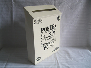 Image 2 - Mailbox mode zinn Zeitung boxen mail box post box Weiß Farbe