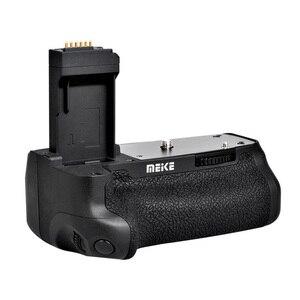 Image 2 - (مايكا) MK 760D الرأسي قبضة بطارية حامل لكانون 750D 760D LP E17 كما BG E18 ، بطارية الكاميرا مقبض لكانون 750D 760D