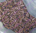 3.4x3.0x6.0mm Light Brown 1000pcs copper flared ring easily locks/copper tube micro link/ring /bead for i tip hair extension