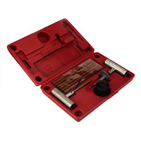 35 Pieces Tire Repair Tool Kit W/Case Plug Patch New 2017 tackle tools tires car accessories car styling 2017 new drop shipping