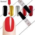 sarness 29 Color Gel Lacquer vernis semi permanent Soak Off Gel lucky Colored UV Gel Nail Polish Long Lasting Shining art nail