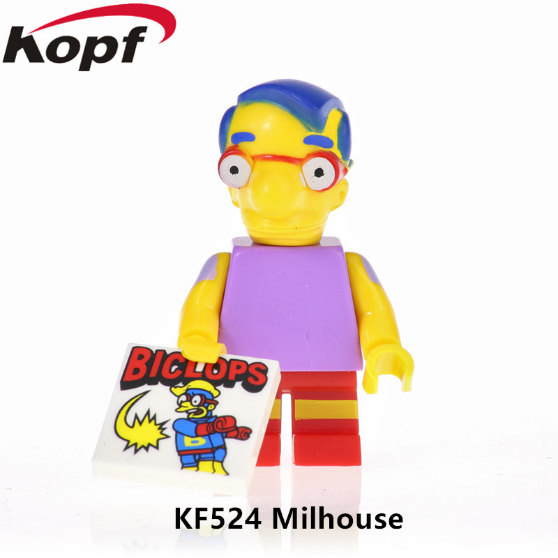KF201 MINI FIGURINES Marge Simpson