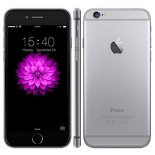 Original Unlocked Apple iPhone 6 Cell Phones 4.7'' inch IPS